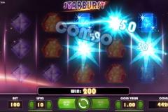 Starburst Shots Slot Big Win