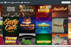 SuperLenny Casino Slot Games