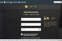 SuperLenny Casino Registration