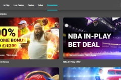 Tonybet Casino Promotions