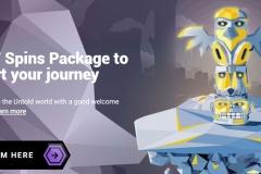 Untold Casino Bonus Package