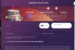 Untold Casino Registration