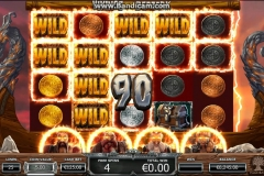 Vigings Go Berzerk Slot Win