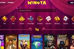 Winota Casino Slot Games