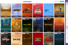 Wishmaker Casino Slot Games