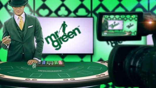 Mr. Green Live Casino