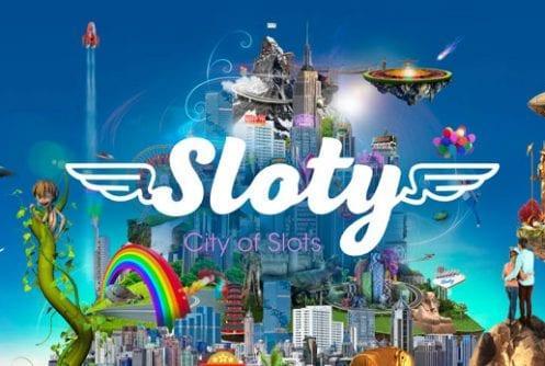 Sloty Casino City of Slots