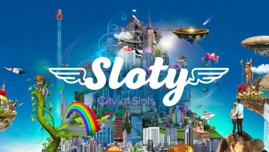 Sloty Casino City of Slots