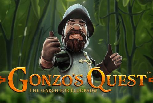 Gonzos Quest Slot Game