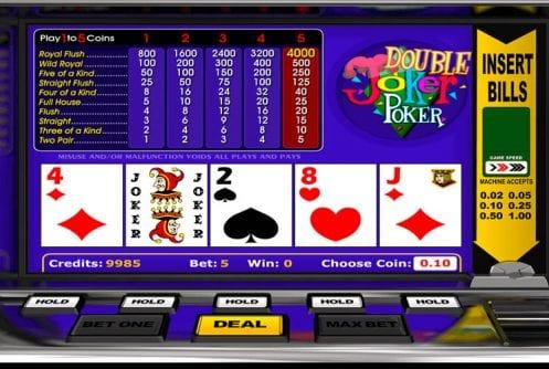 Joker Poker Casino Game
