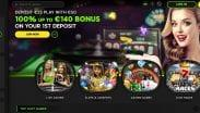 888 Casino screenshot