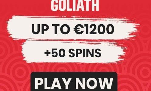 Goliath Casino Promo