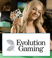Evolution Gaming Live Casinos