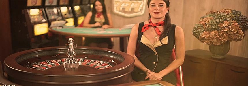 Roulette Live Dealer Table