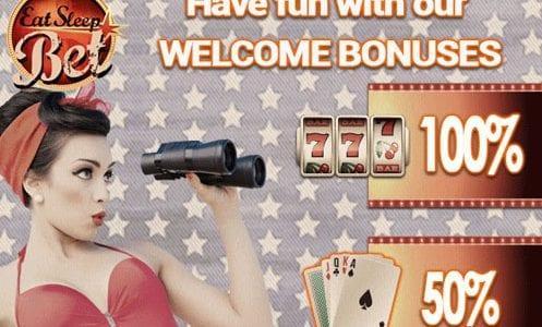 EatSleepBet Casino Welcome Bonuses