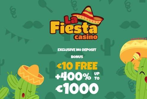 La Fiesta Casino Promo