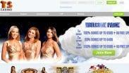TS Casino screenshot