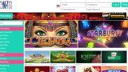 Bonzospins Casino screenshot