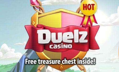 Duelz Casino Promo