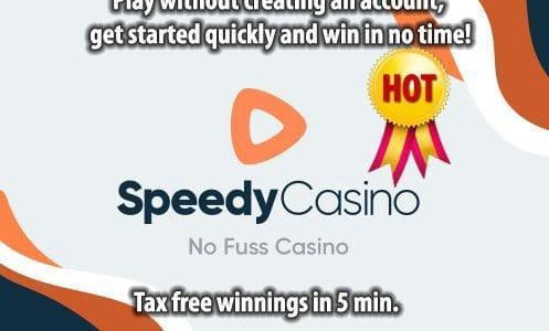 Speedy Casino Promo
