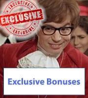 Exclusive Bonuses sivuston BestCasinos.fi pelaajille