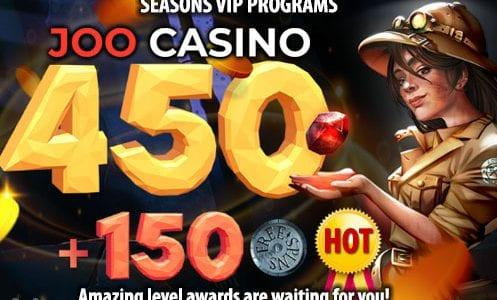 Joo Casino VIP Programs