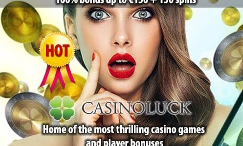 Casinoluck Casino Promo