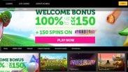 Casinoluck Casino Welcome Bonus