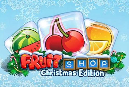 Fruit Shop Christmas Edition Slot