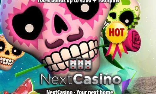 NextCasino Casino Promo