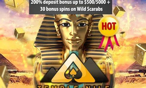 Tempe Nile Casino Bonuses
