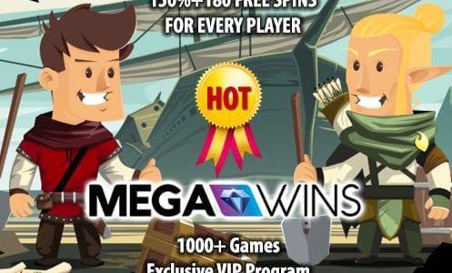 Megawins Casino Promo