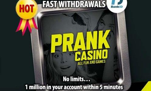 Prank Casino Hot Offer