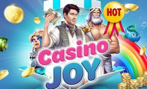 Casino Joy Hot Offer