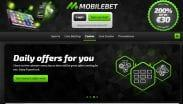 Mobilebet Casino screenshot
