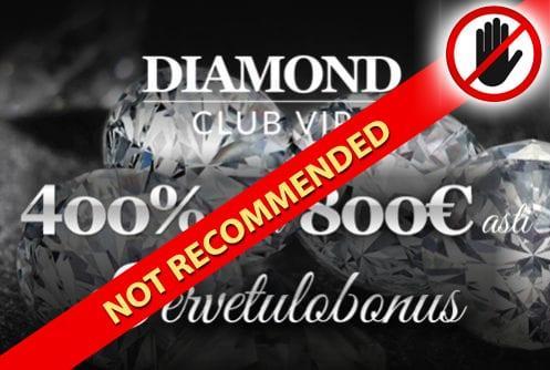 BGO Not Reccomended Casino