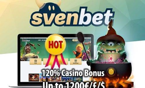 Svenbet Casino Promo
