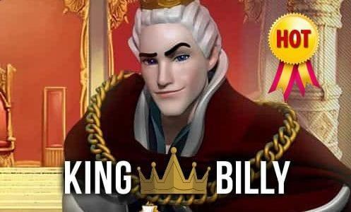 King Billy Casino Hot Promo