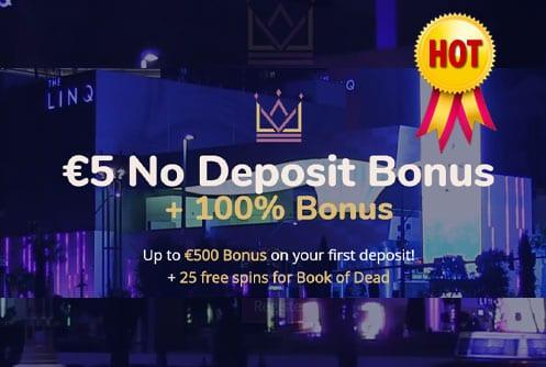 Lord Lucky Casino No Deposit Bonus