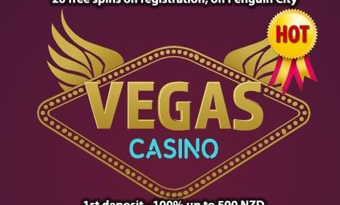 Vegas Casino Promo