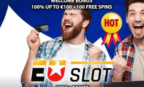 Euslot Casino Welcome Bonus
