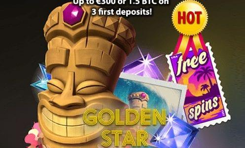 Golden Star Casino Promo