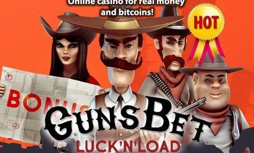 Gunsbet Casino Hot Offer