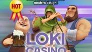 LOKI Casino Hot Offer