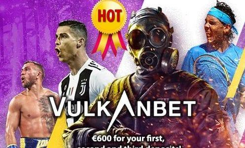 VulkanBet Casino Hot Offer