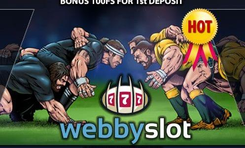 Webbyslot Casino Hot Bonus