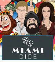 Miami Dice Casino Promotion
