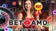 Betamo Casino Welcome Package