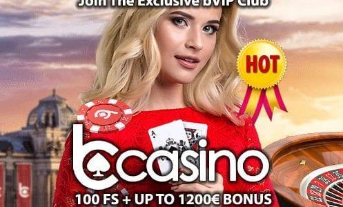 BCasino Hot Promo