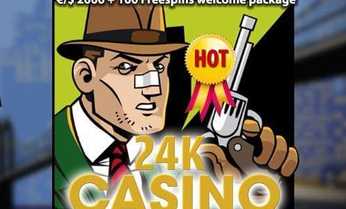 24K Casino Promo